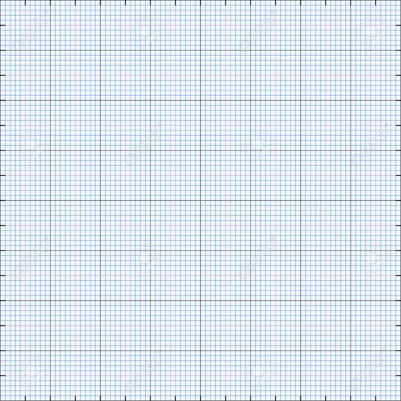 worksheet Graph Paper Grid graph paper grid background blue color 2d illustration vector stock 35951013