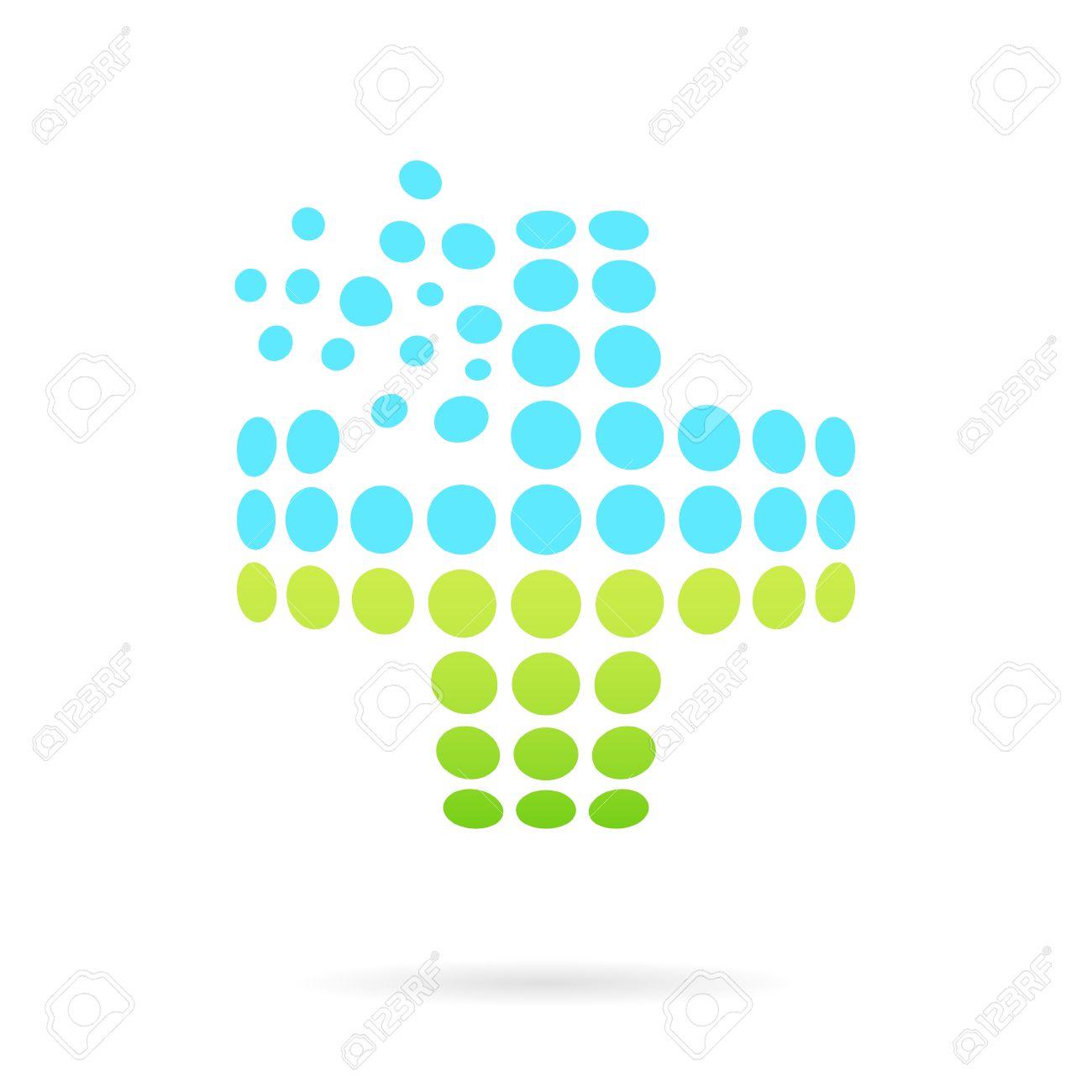 Convex medical cross, 3d glassy vector on white background, cross shape, - 44702715