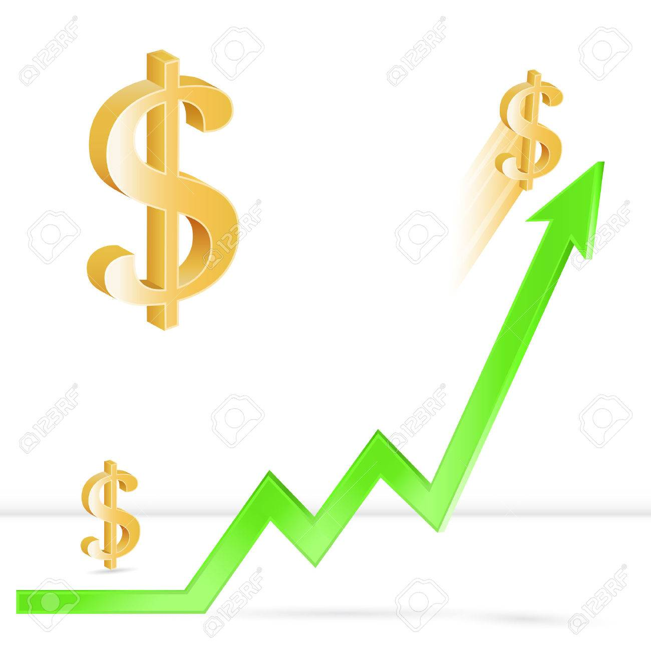 Dollar Price Up Growth Of Dollar Exchange Rate Federal Reserve