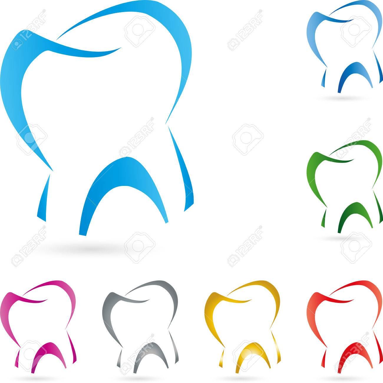歯医者コンセプトの歯イラストのイラスト素材ベクタ Image 60748817