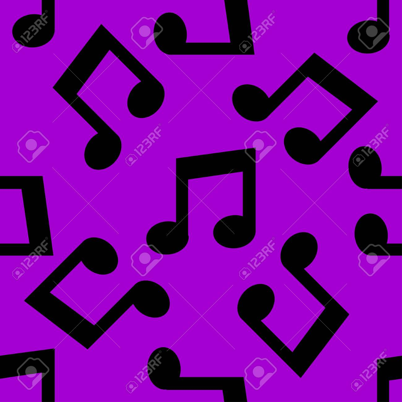 Music Note Pattern Best Decorating Design