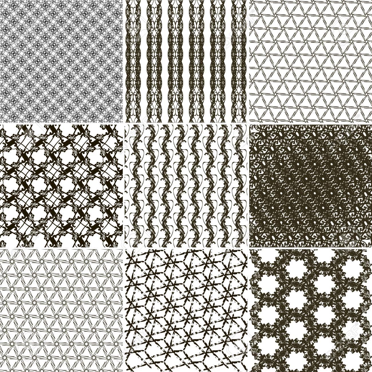 Papier Peint Geometrique Vintage Abstrait Aucun Fond Transparent