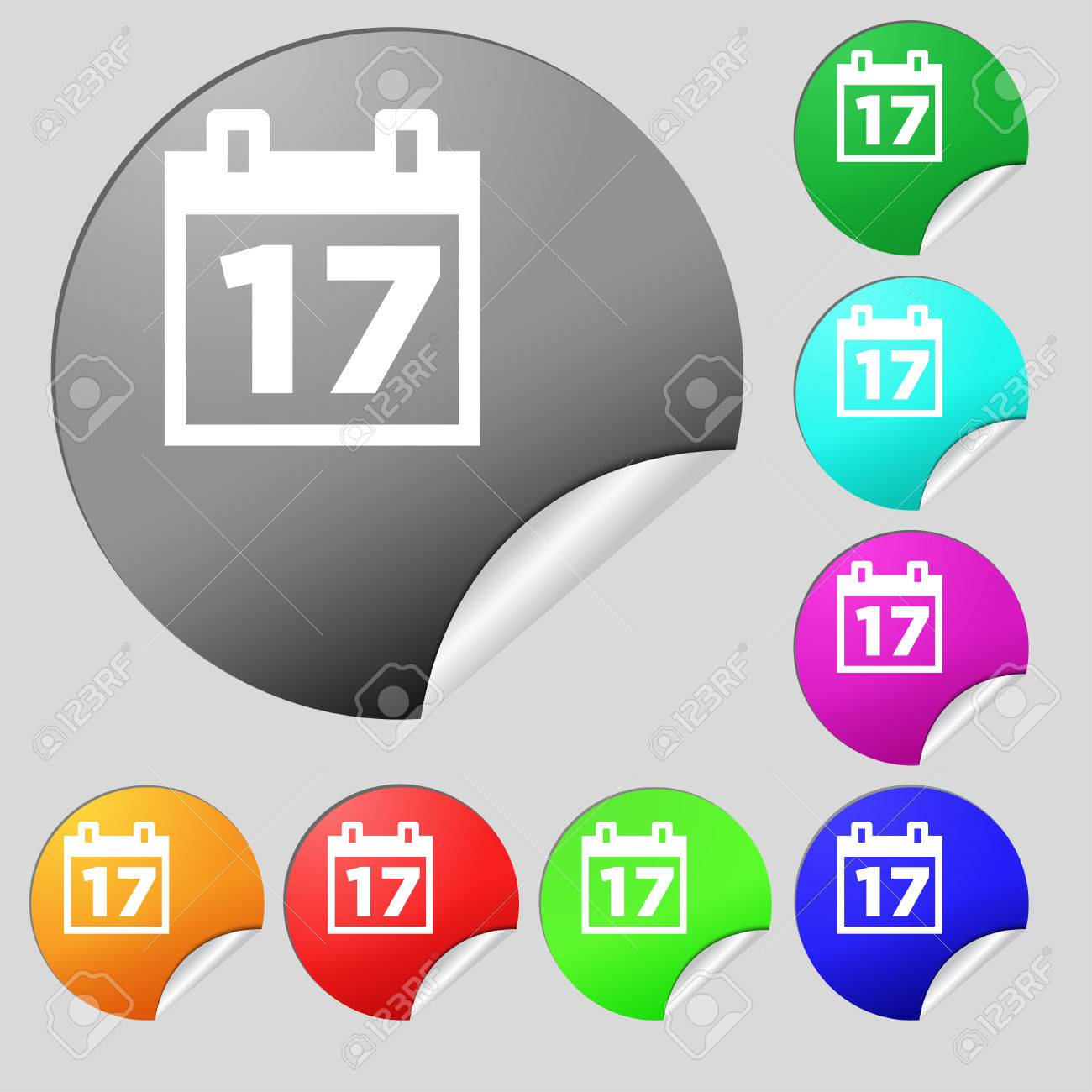 Calendar of Events Icon Calendar Date or Event