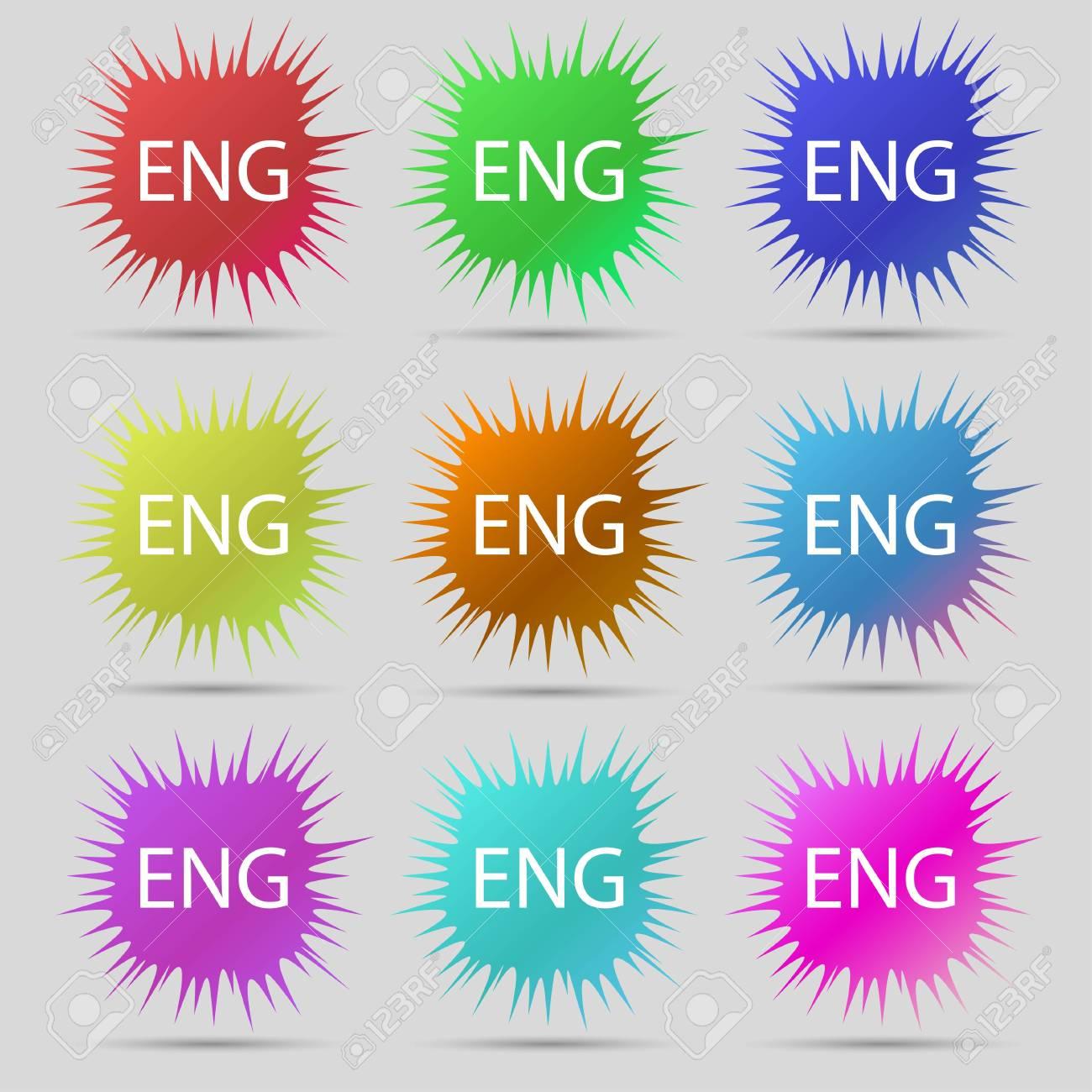 neun englisch