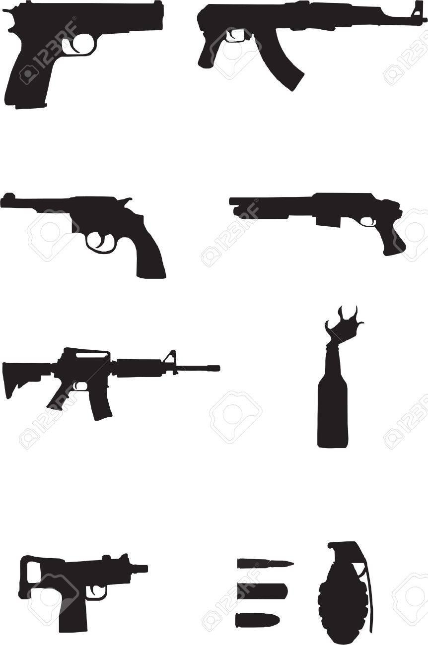 Guns - 12168805