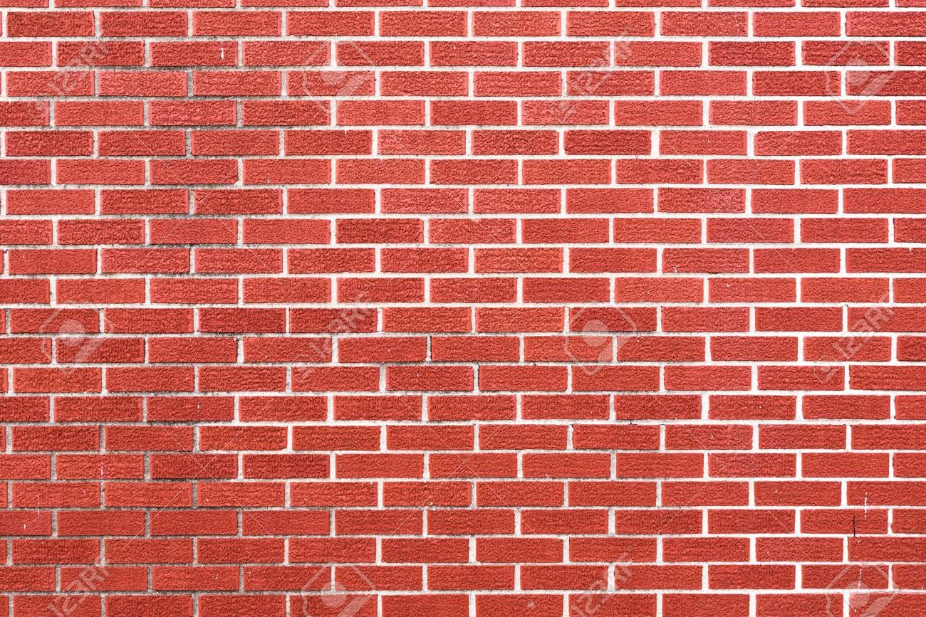 High Resolution Red Brick Wallpaper