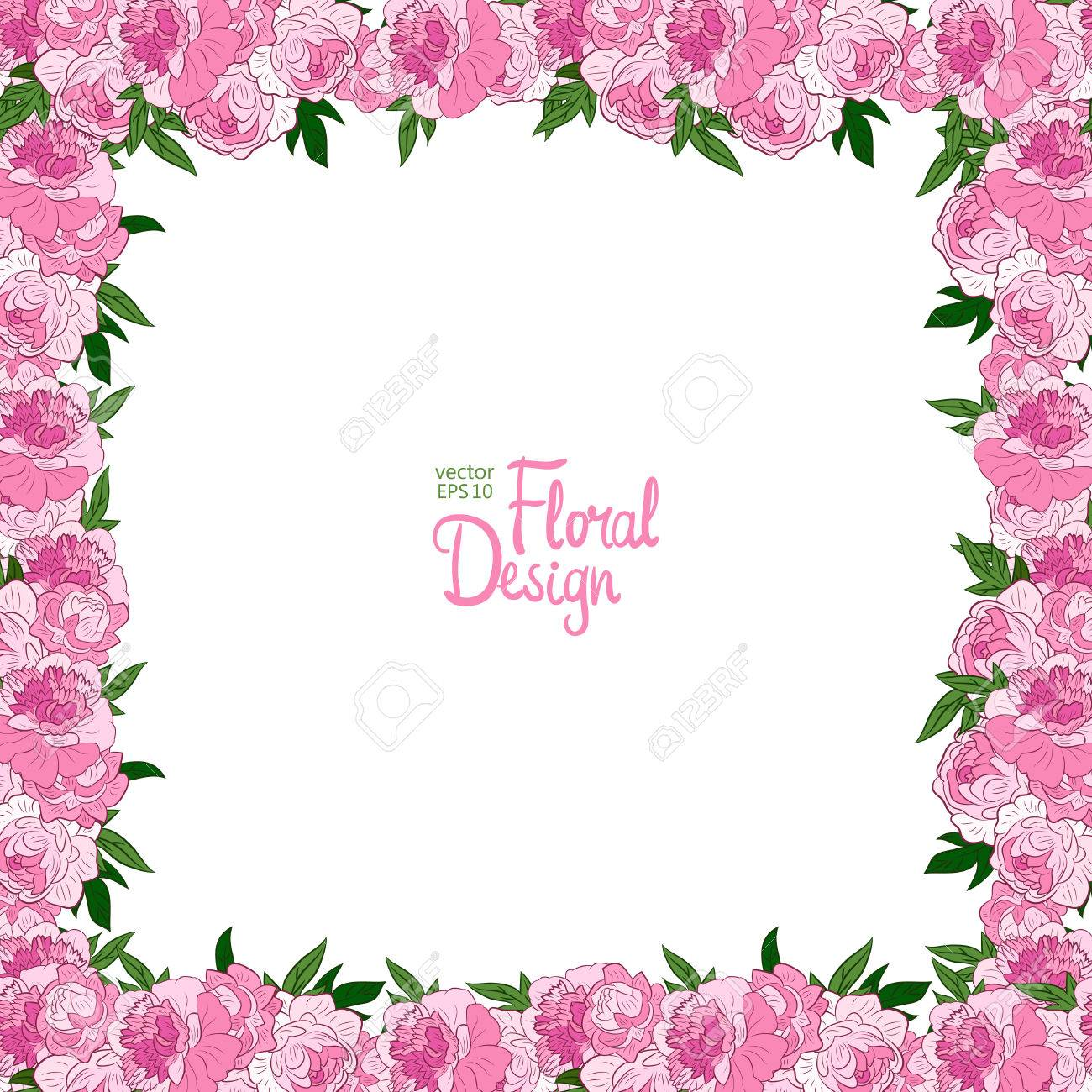 The Pink Peonies the pink peonies - pueblosinfronteras