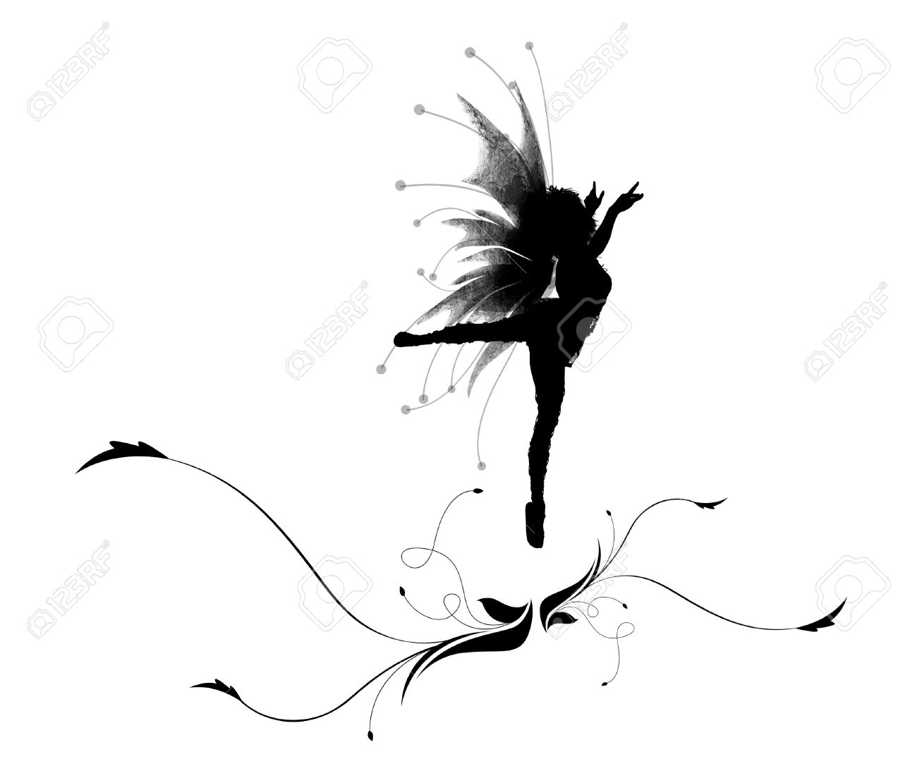 flower fairy dancing stock photos u0026 pictures royalty free flower