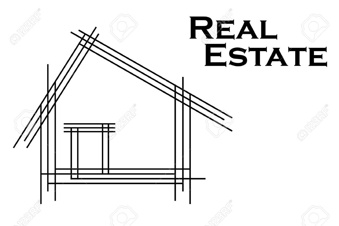 Schematic Drawing Of The House, As A Logo Stock Photo, Picture And on house wiring diagram, house structure diagram, house plan diagram, house chart diagram, house block diagram, house line drawing, house system diagram, house installation diagram, house parallel circuit, house blueprint diagram, house component diagram, house battery diagram, house design diagram, house service diagram, house construction diagram, house overhead view, house exploded view, house parts diagram, house circuit breaker, house perspective drawing,