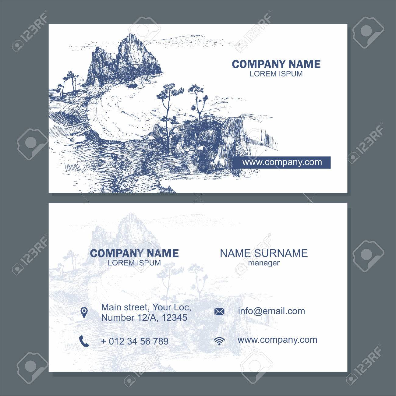 Al Capones Business Card - Best Business 2018