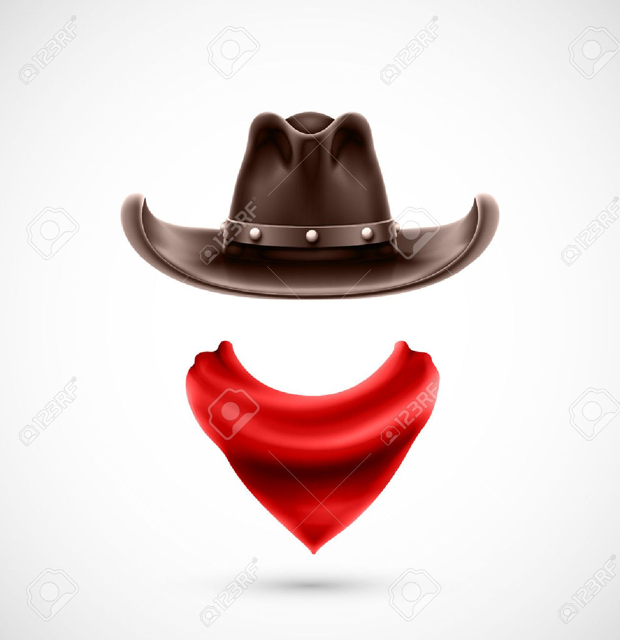 f4b9469a6a5 Accessories Cowboy (hat And Scarf)