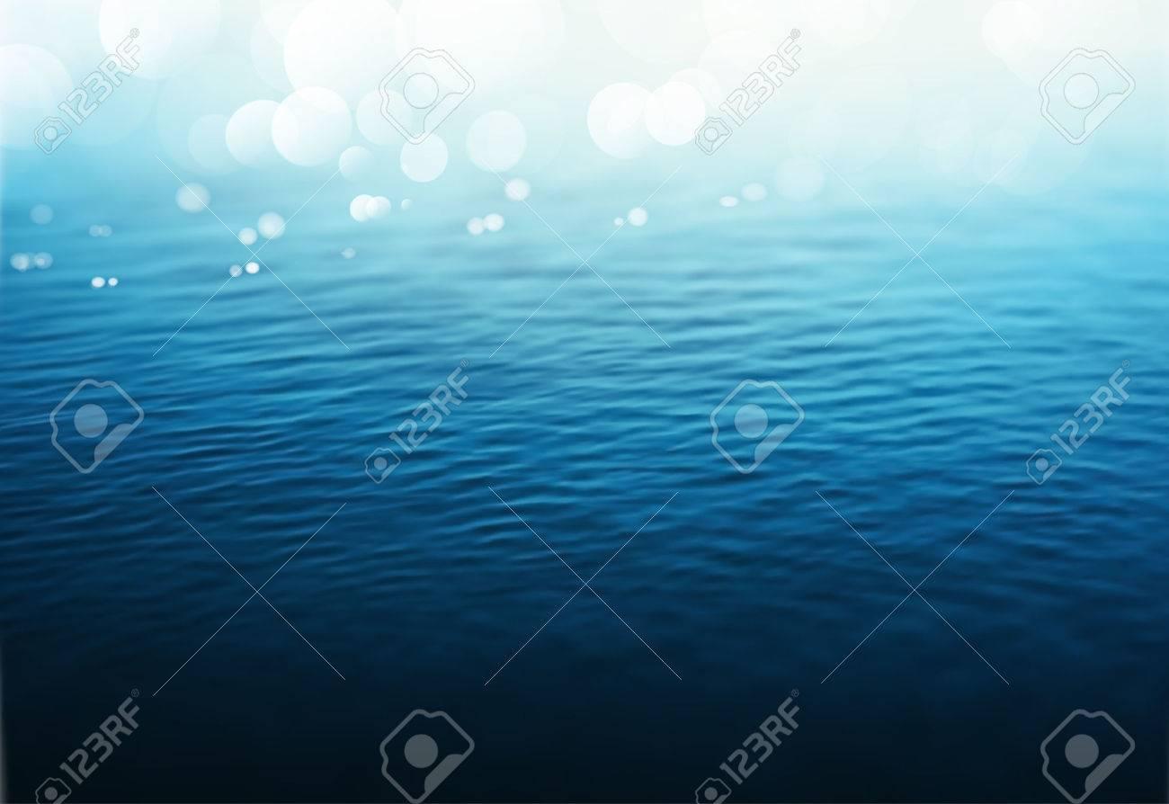 Water background, gradient mesh, eps 10 Standard-Bild - 37448849