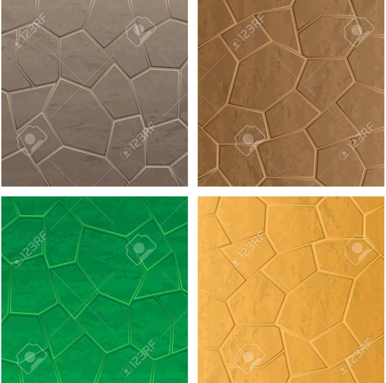 Stone textures Stock Vector - 10927073