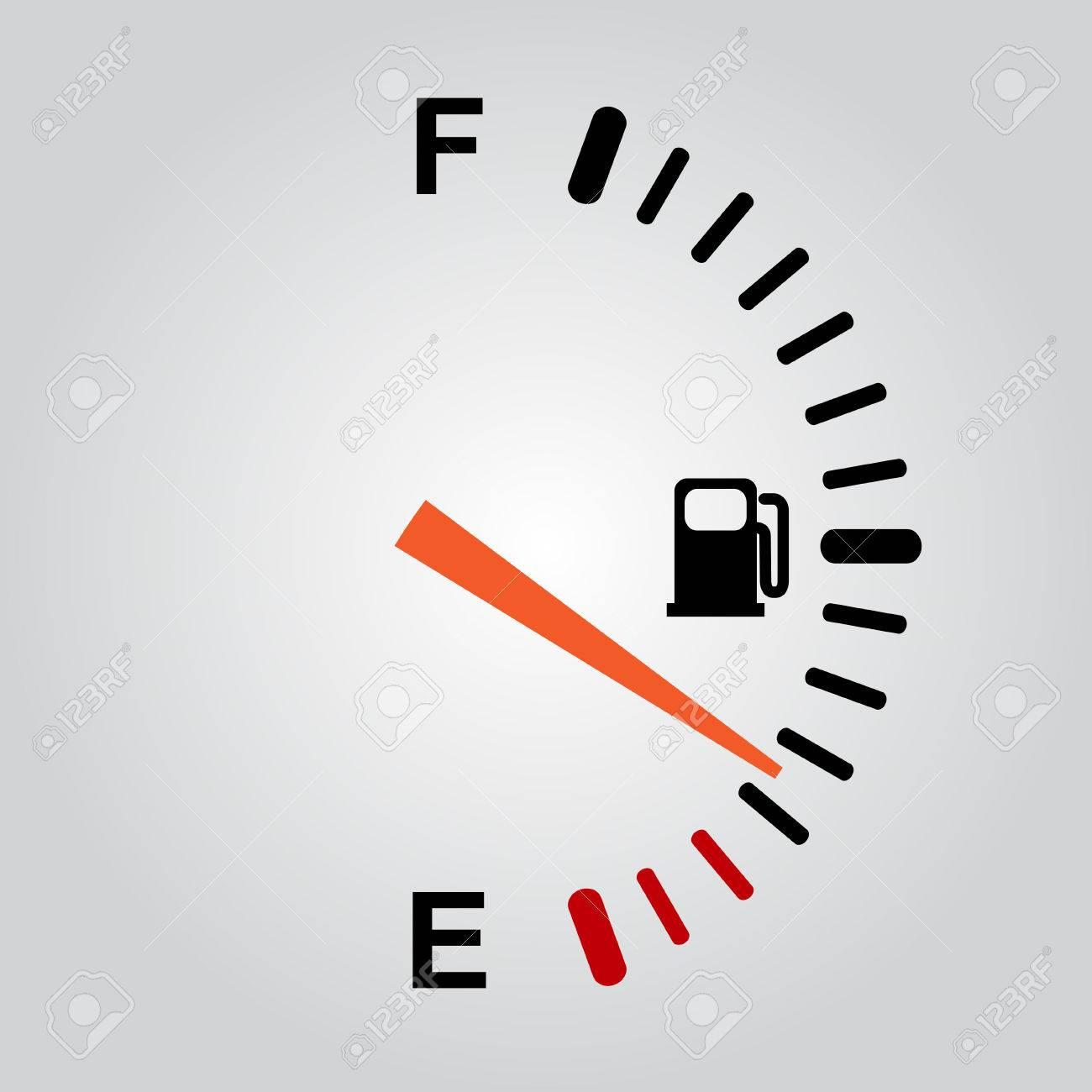 Fuel indication - 32840747
