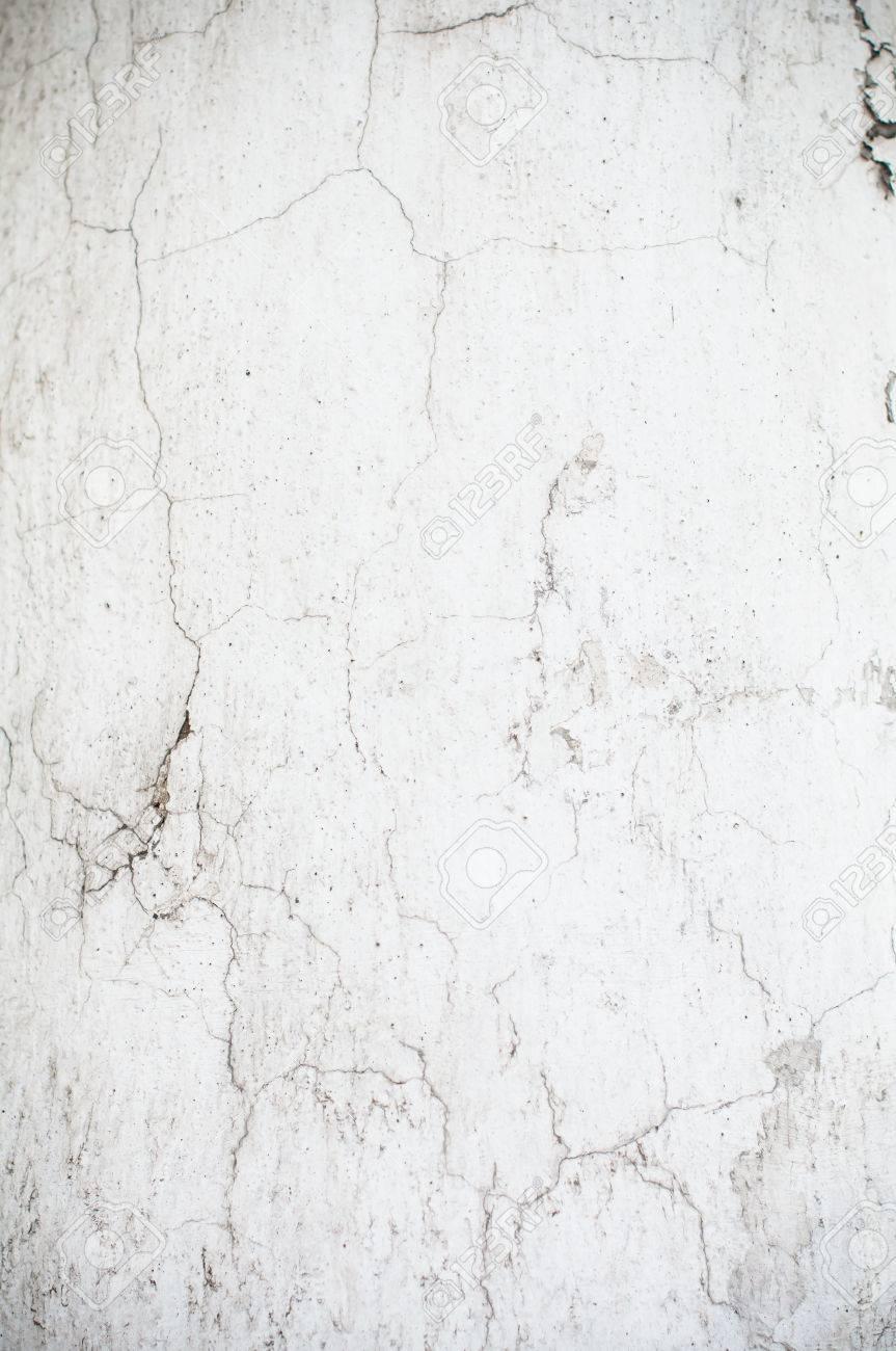abstrait arrire plan vieux mur de pltre fissur texture claire taches de