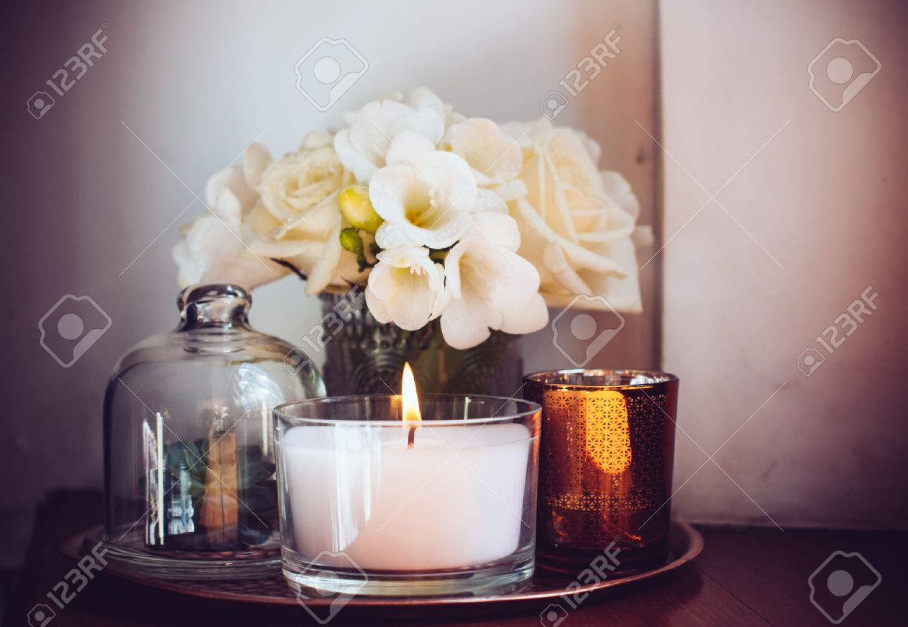 candles home decor design ideas - Candles Home Decor