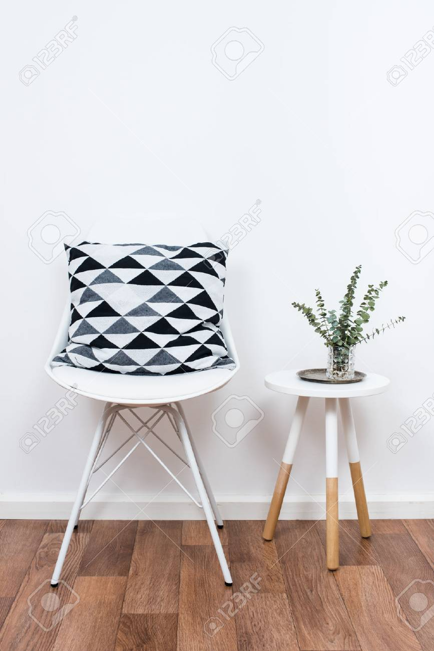 Scandinavian Home Interior Decoration, Simple Decor Objects And ...