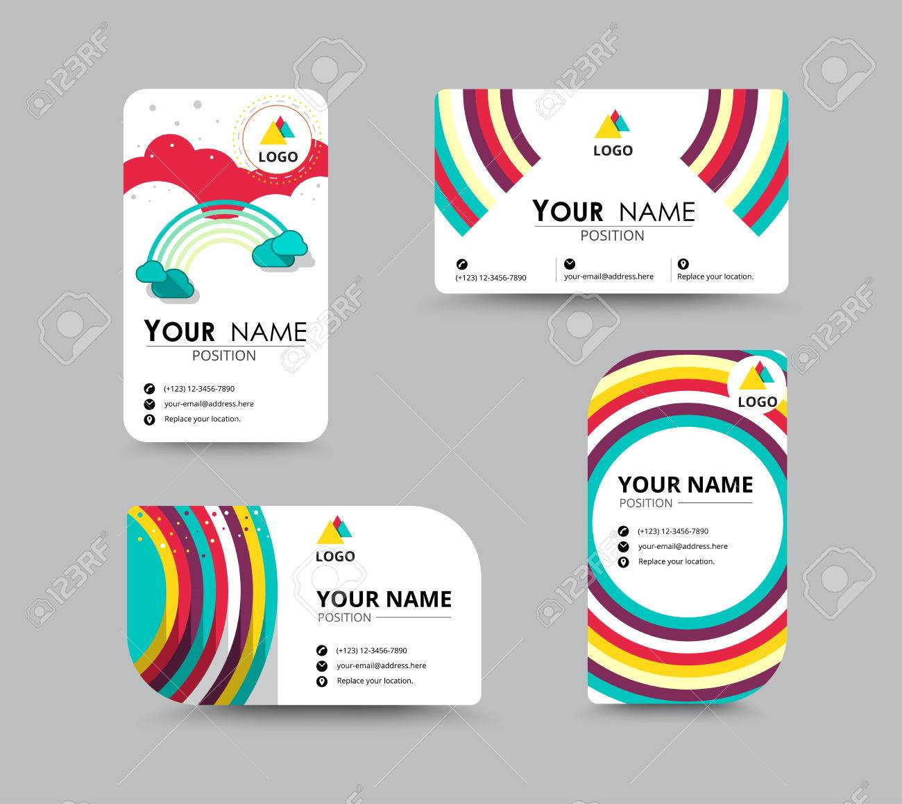 Free Business Greeting Cards Images - Card Design And Card Template