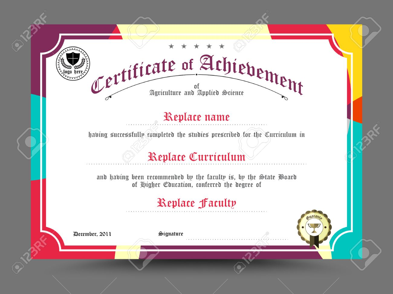 Diploma certificate template design vector illustration royalty diploma certificate template design vector illustration stock vector 43642968 thecheapjerseys Gallery