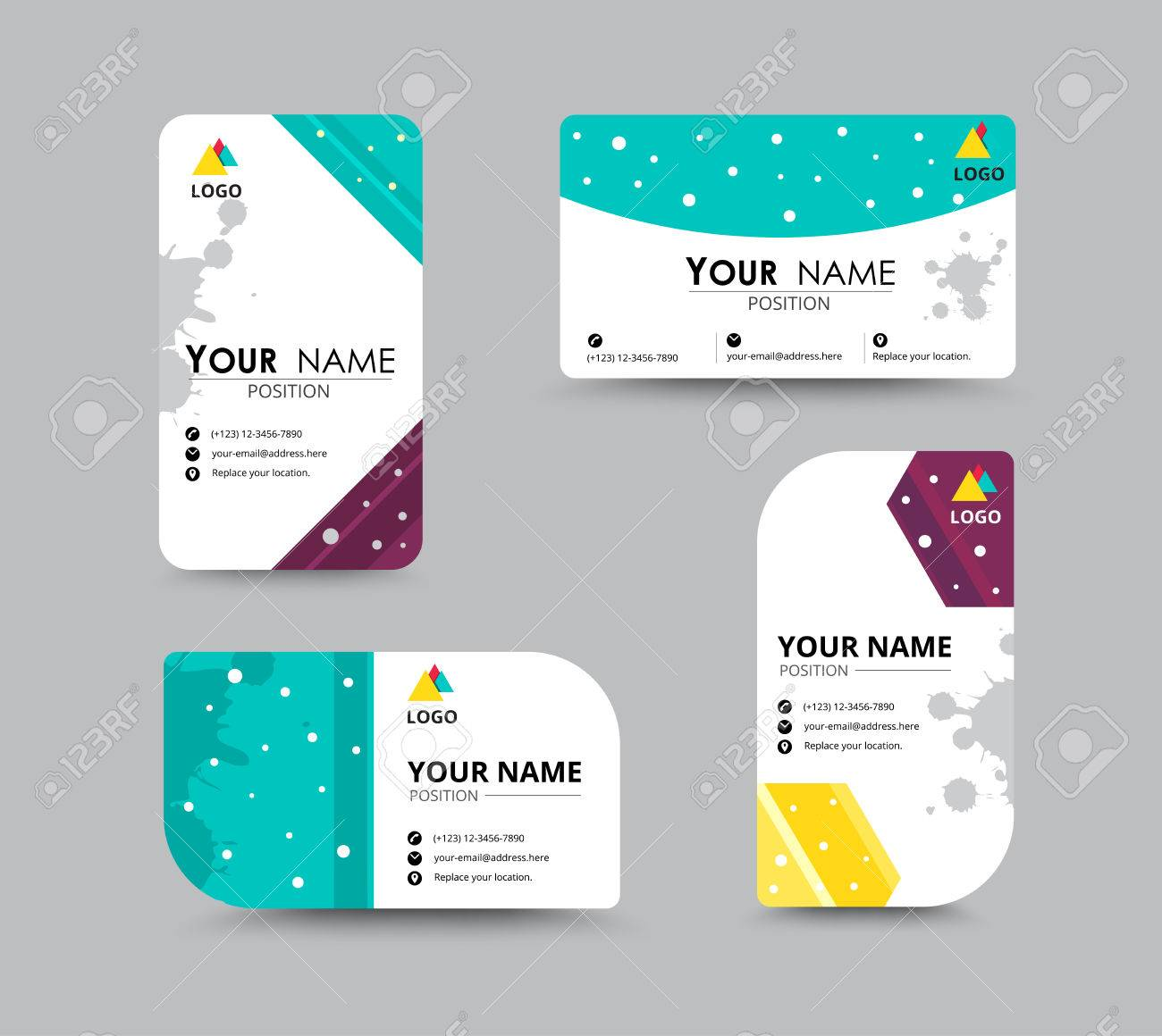 Business Greeting Card Images - Free Business Cards