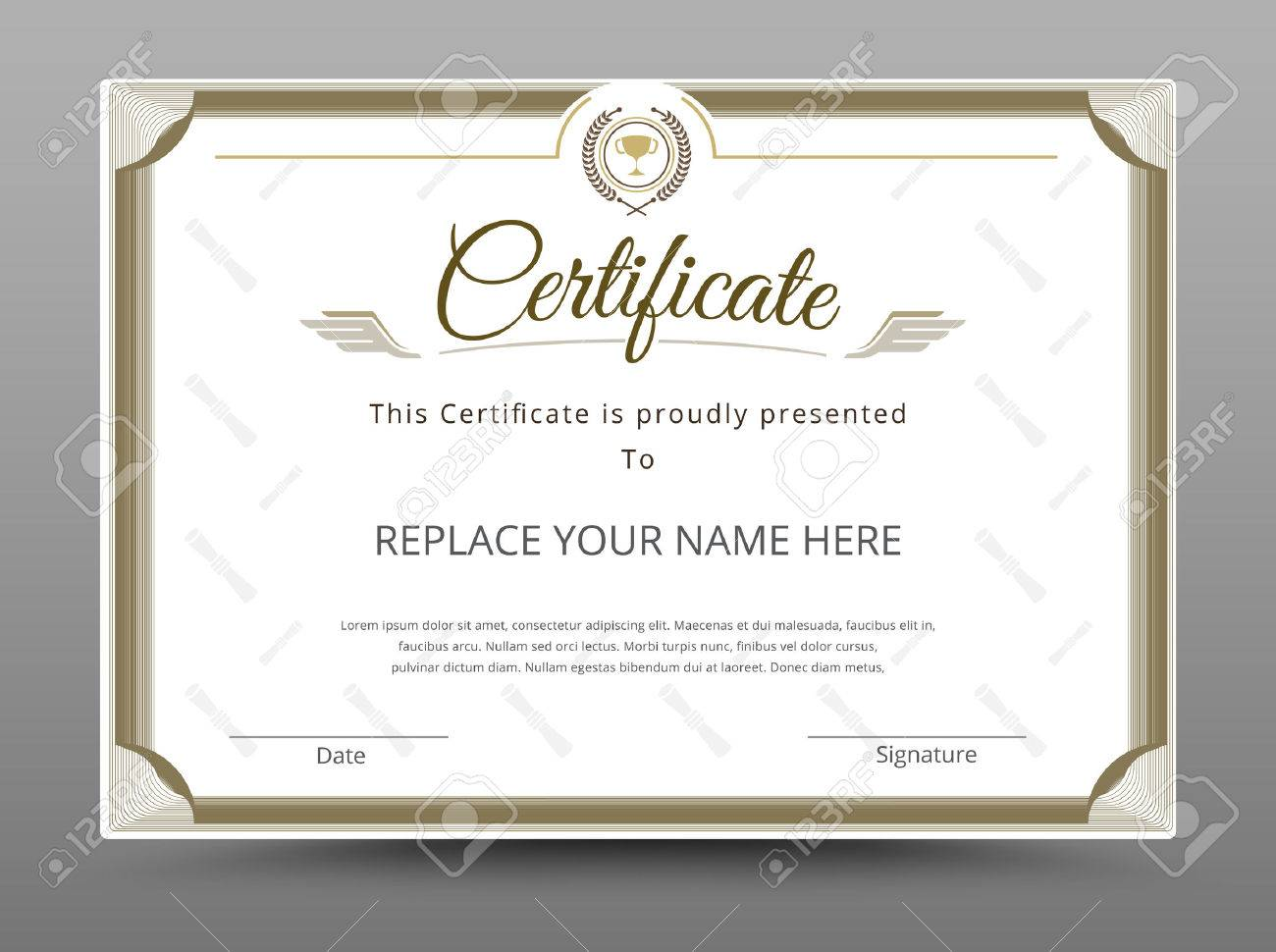Completion Certificate Format reference letter structure – Course Completion Certificate Format