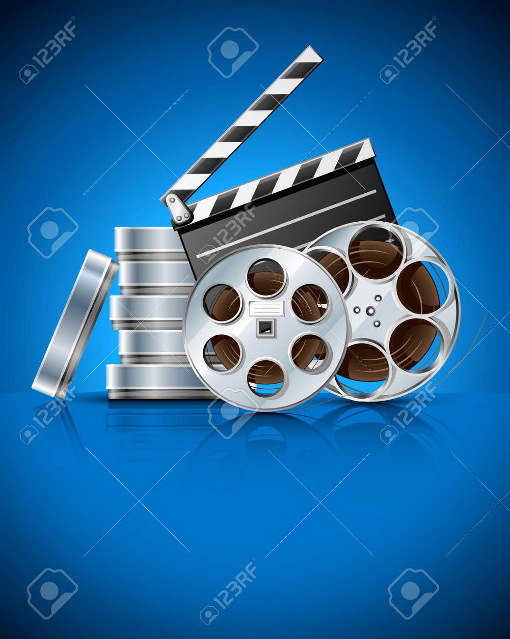 Video Recorder Vector Video Recording Cinema