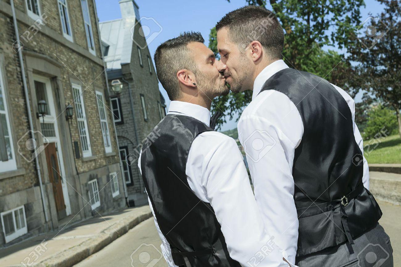 sesso e il matrimonio gay della città