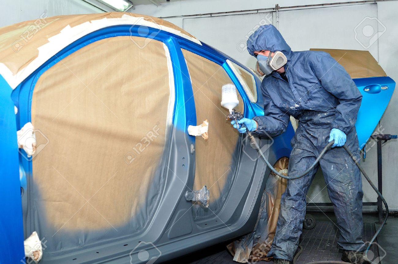 Покраска авто своими руками что нужно