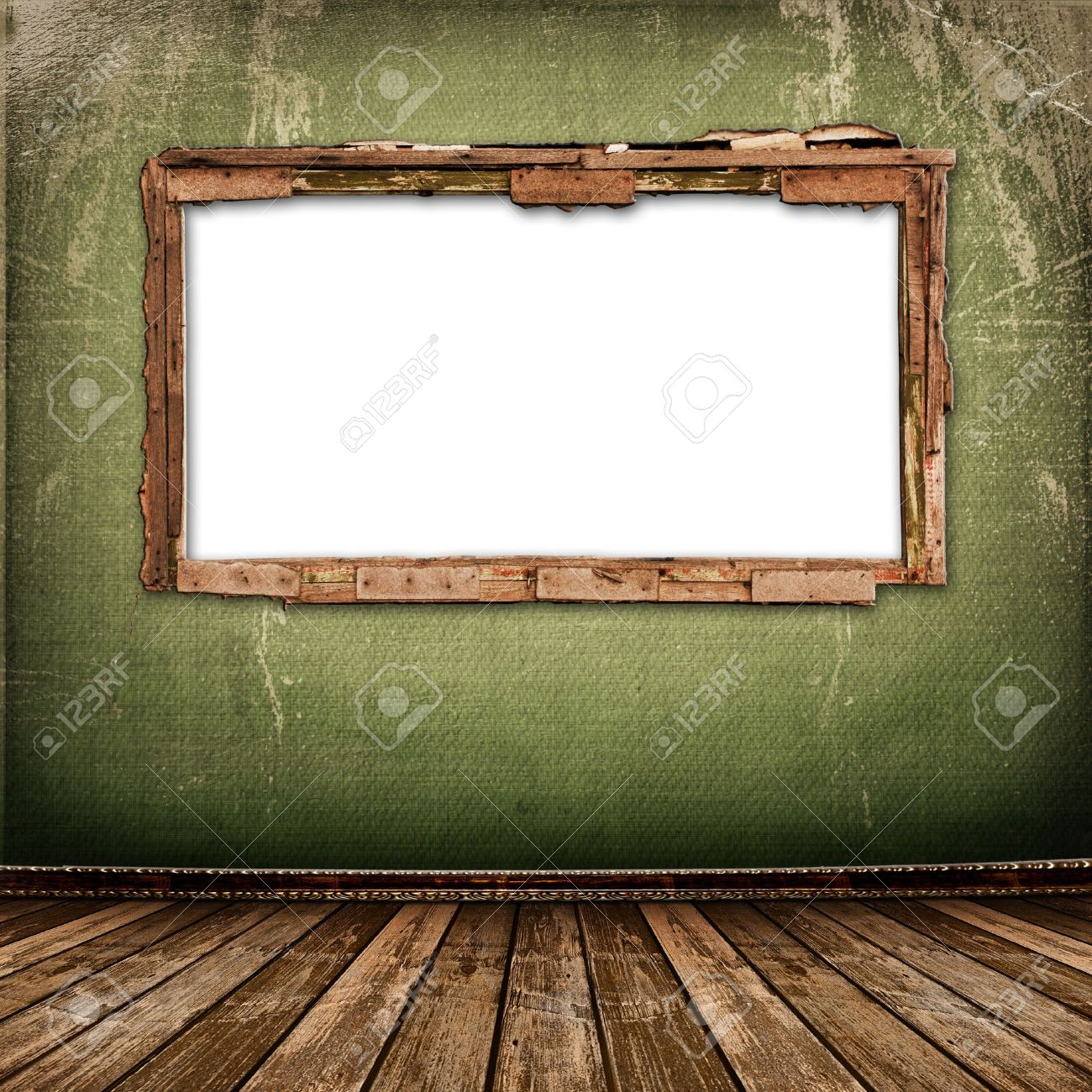 beautiful old window on the antique wall with metal nail stock photo with vintage window frame