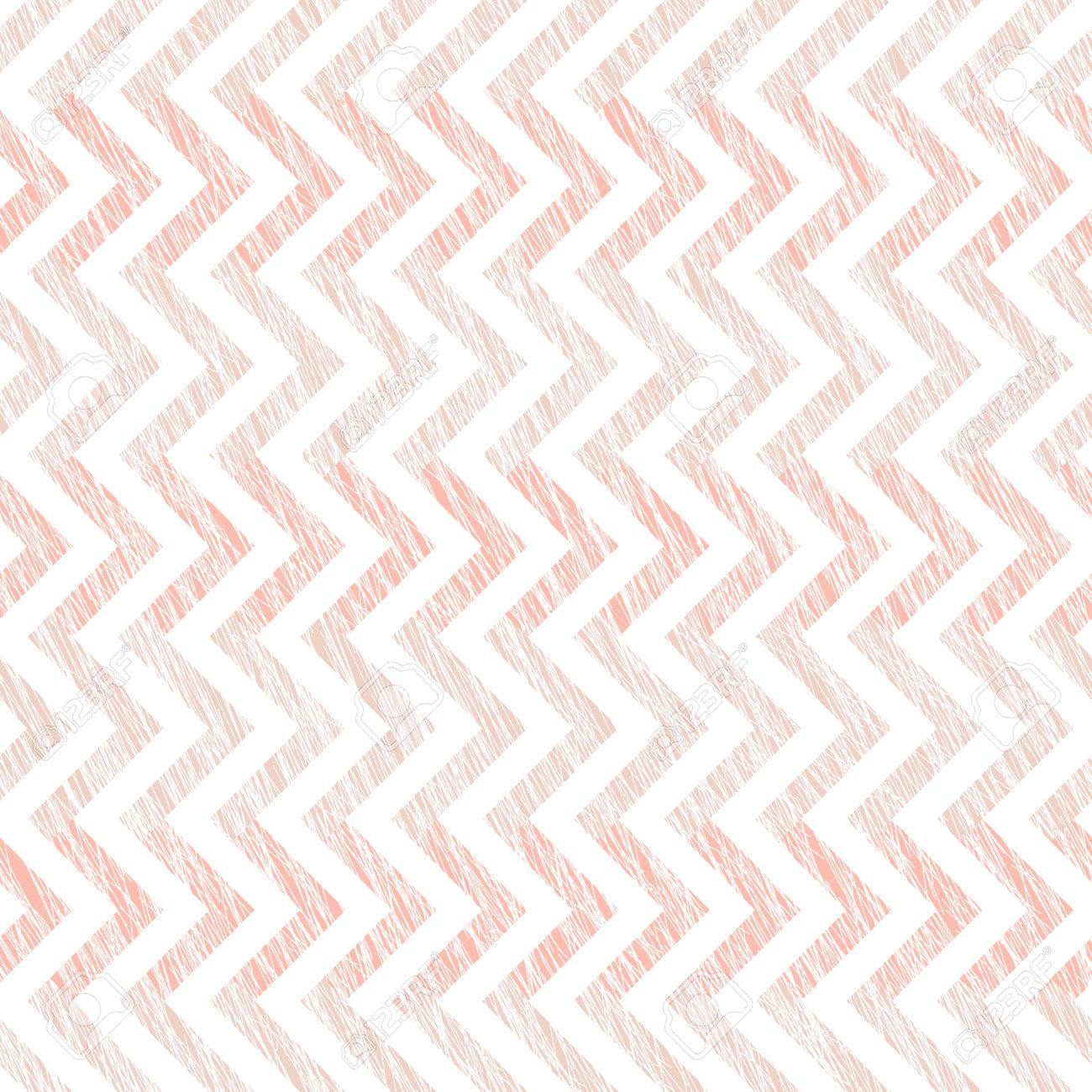 Seamless Pattern Abstract Simple Wavy Background Pale Colored Grungy