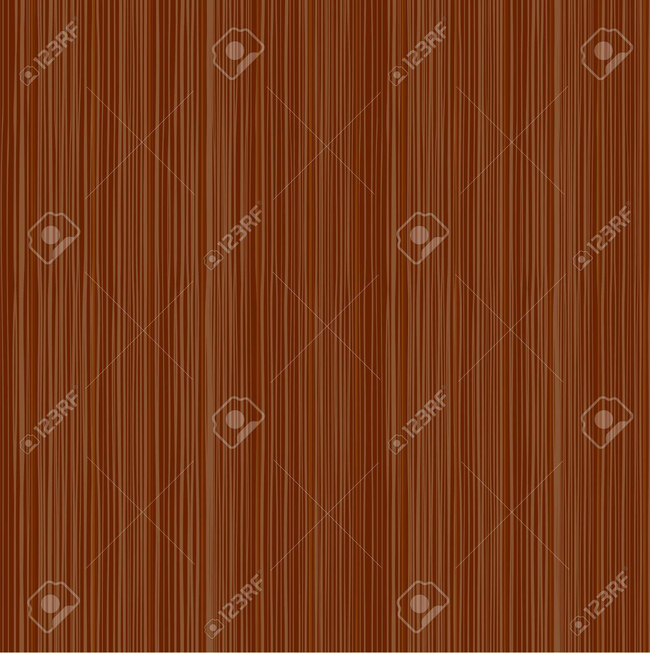 Brown wood pattern or texture. Vector background Stock Vector - 10366260