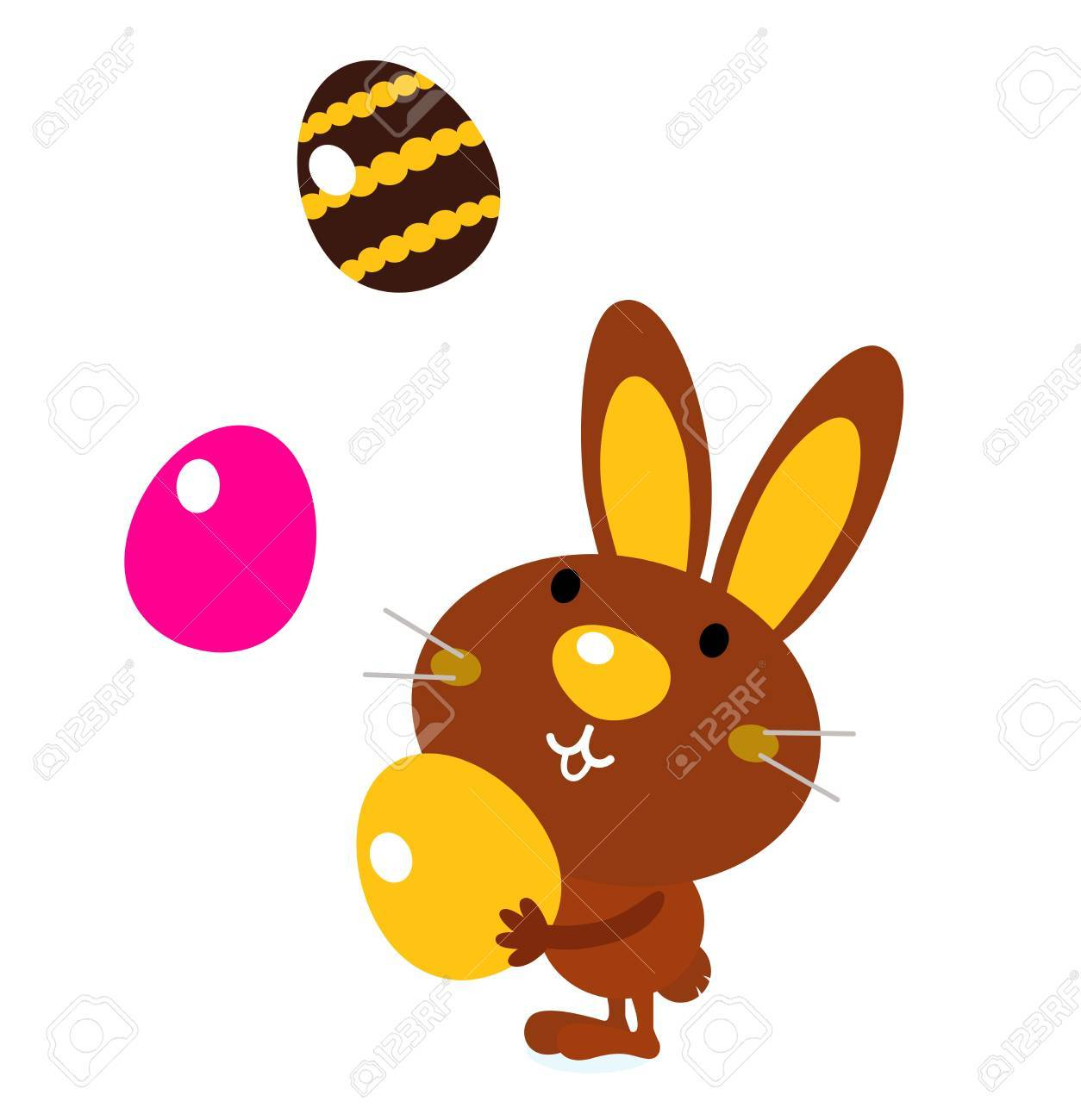 Month Of April Clipart Easter
