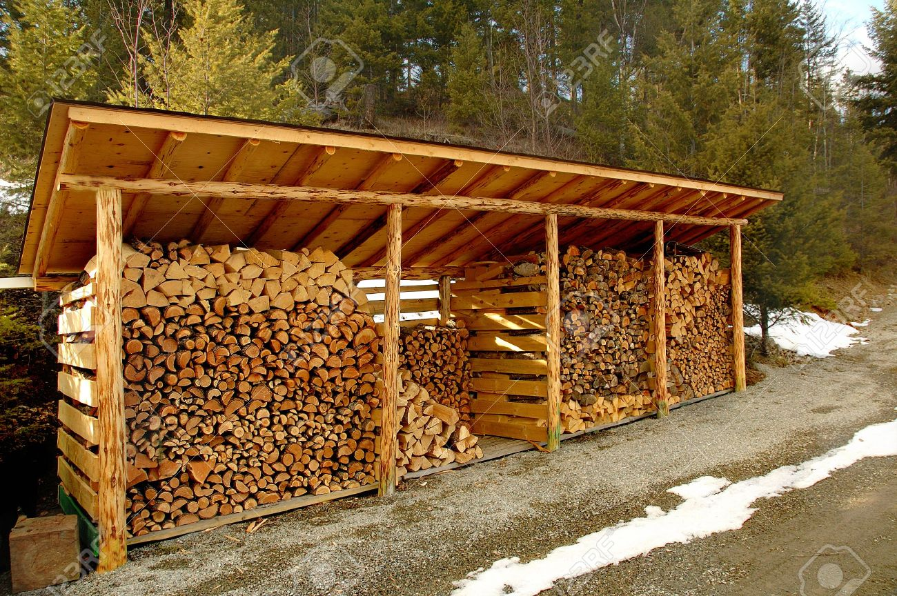 Construction Pergola Bois Plan shed outdoors for storing wood
