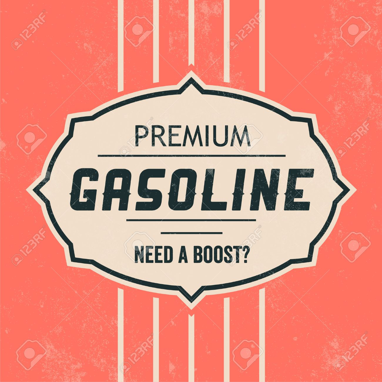 Vintage gasoline sign retro template royalty free cliparts vintage gasoline sign retro template stock vector 22855903 pronofoot35fo Gallery