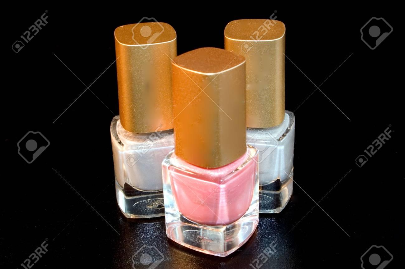 bottle of nail polish, isolated, polish, glamour - 2057763