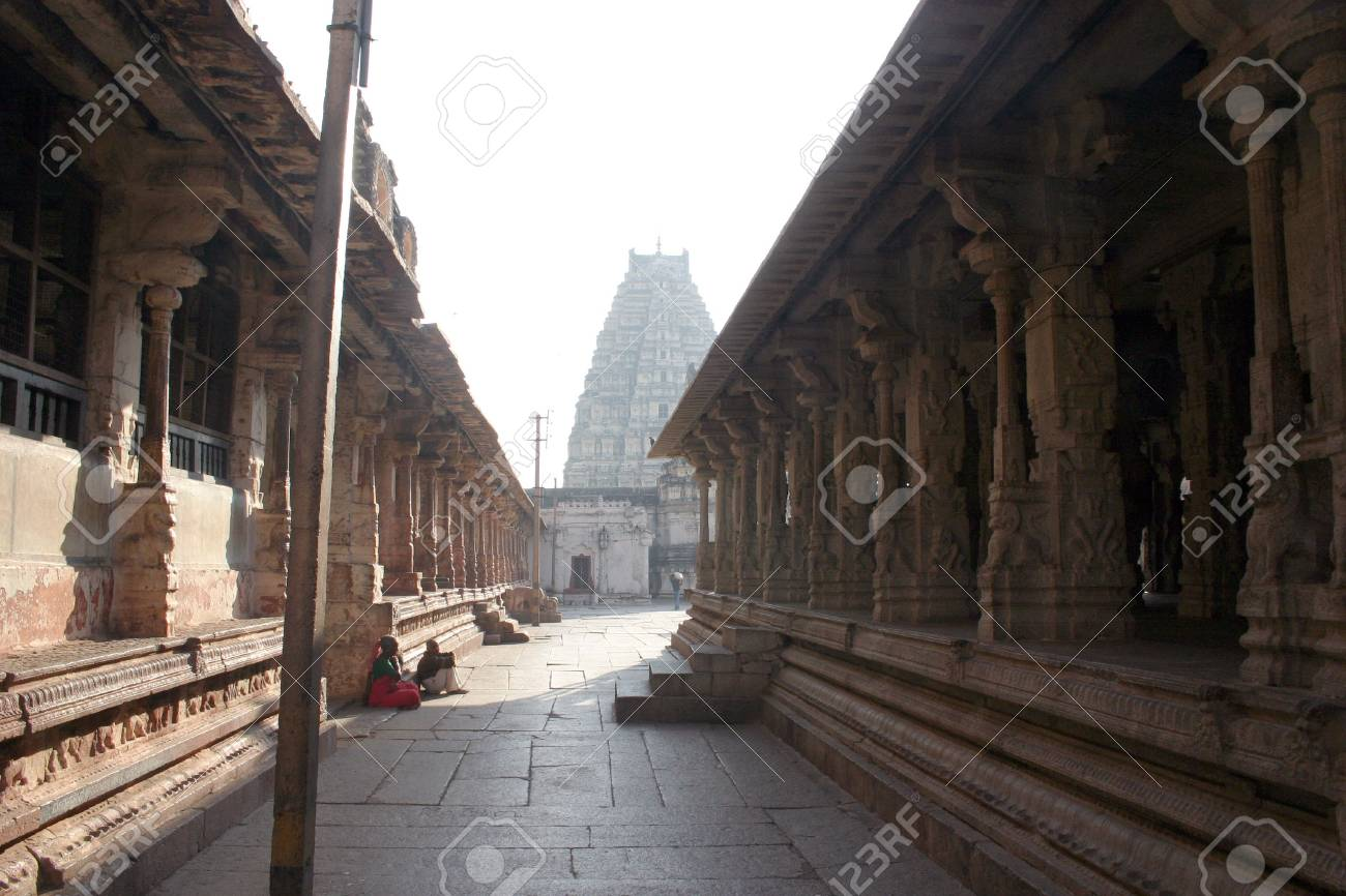 area of zhrevnego of hindu temple complex - 2189660
