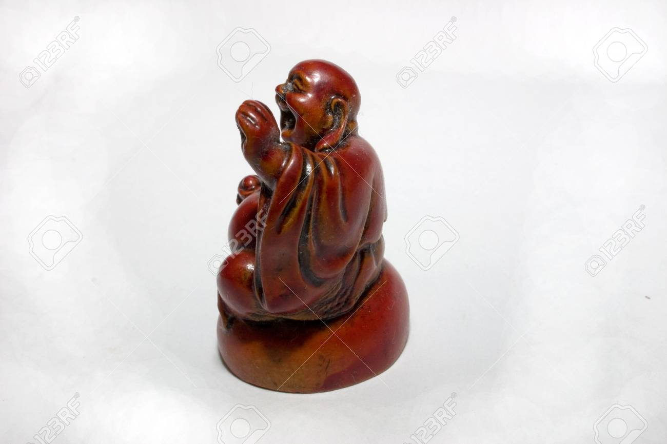 age-old figurine of Buddha little size - 2263221