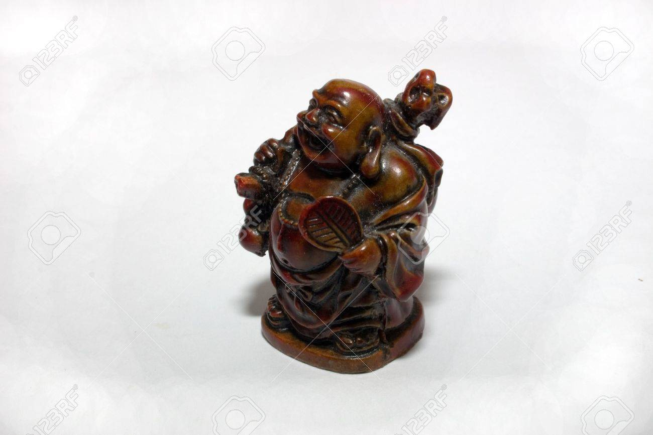 age-old figurine of Buddha little size - 2263226