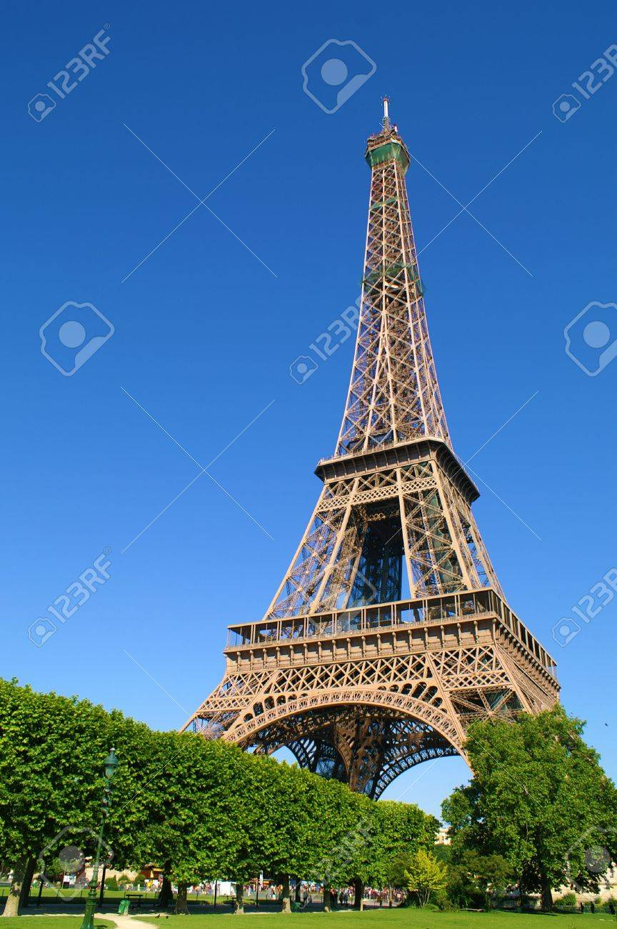 eiffel tower Stock Photo - 6718550