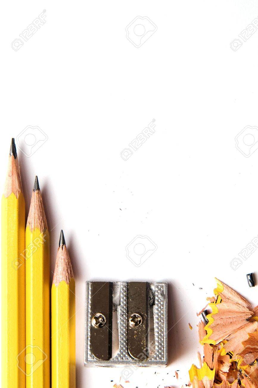pencil Stock Photo - 6810368