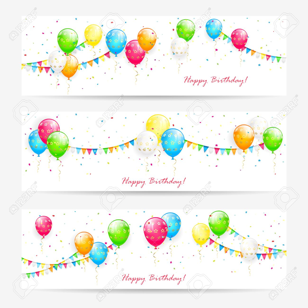 pancartas de cumpleaños