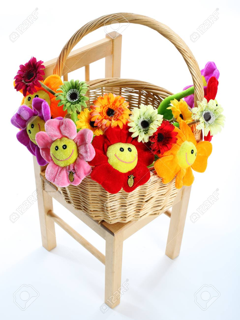 artificial flowers Stock Photo - 13961400