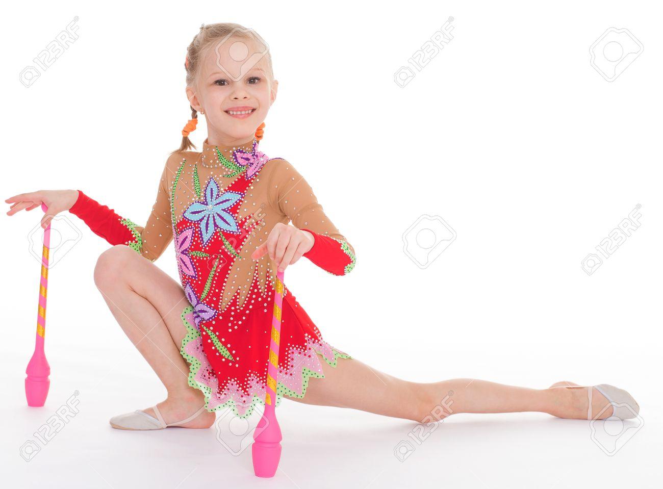 gymnastic kids