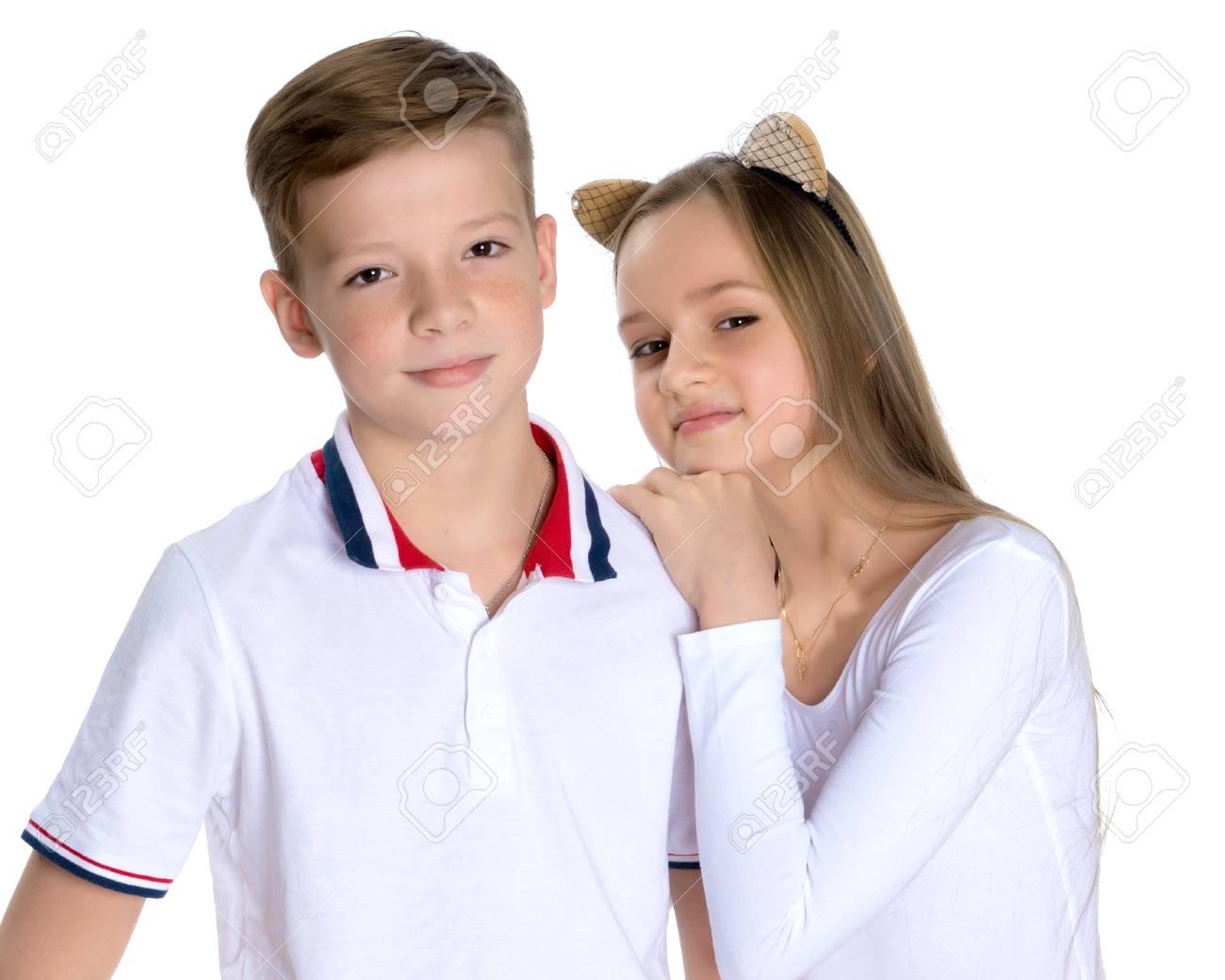 Sister brother teens pics