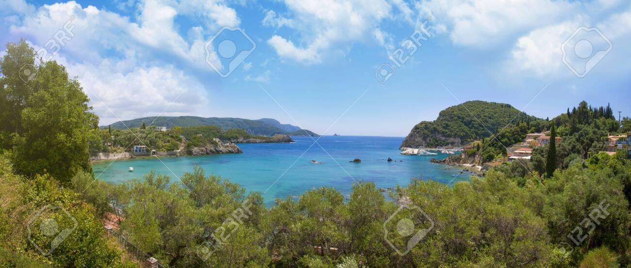 Crete island with beautiful beach in Greece - 133045206