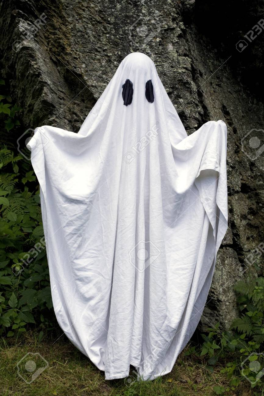Image result for ghost sheet