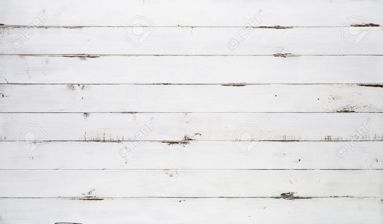 Distressed White Wood Texture Background Viewed From Above. The ... for White Wood Texture Hd  181pct