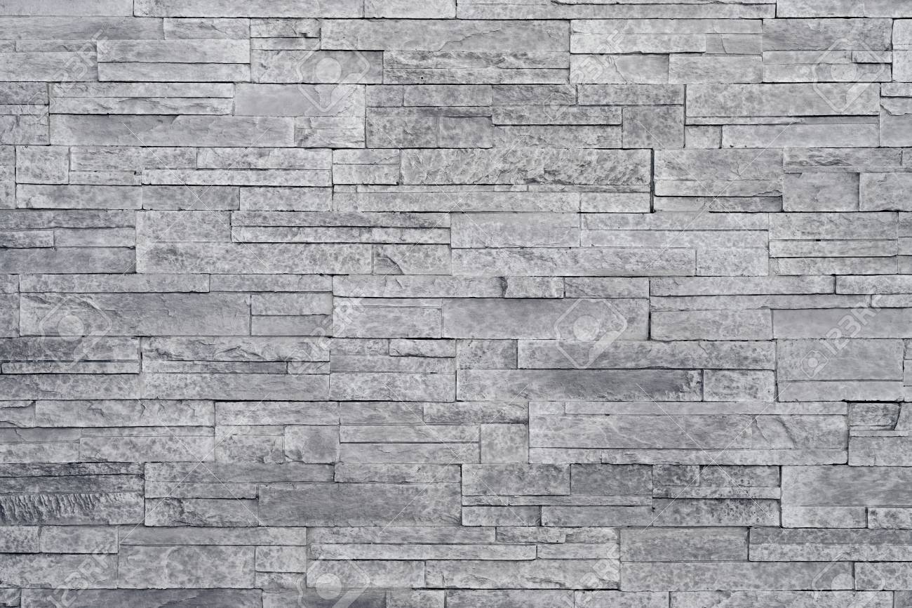 Stacked Stone Veneer Tiles Are Often Used In Interior Design Decors As  Accent Wall. Use