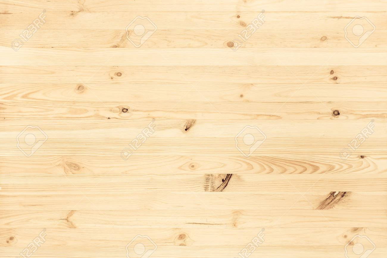 Natural light colored wood texture background viewed from above use this clean wooden textured material