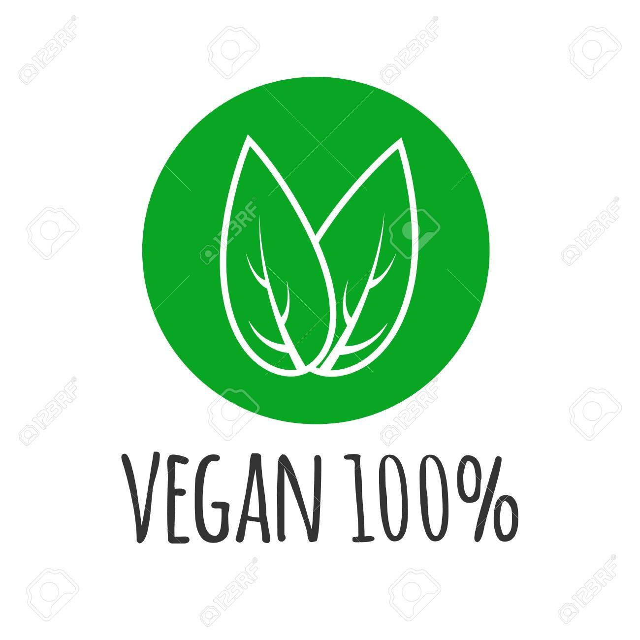 Resultado de imagen de logo vegan